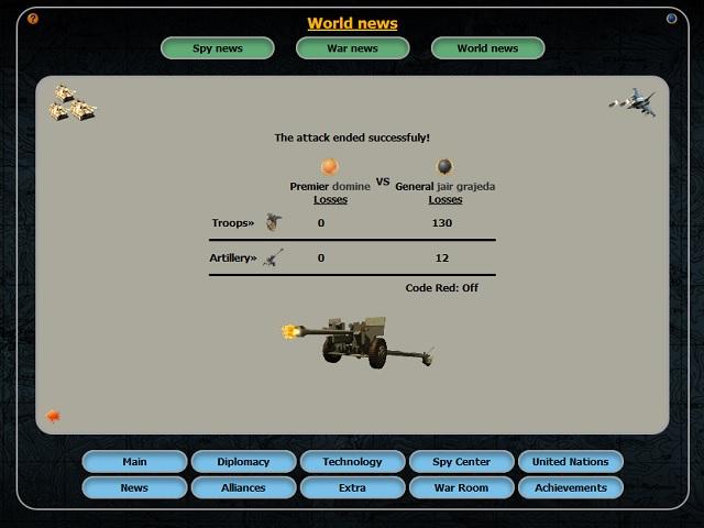 War news